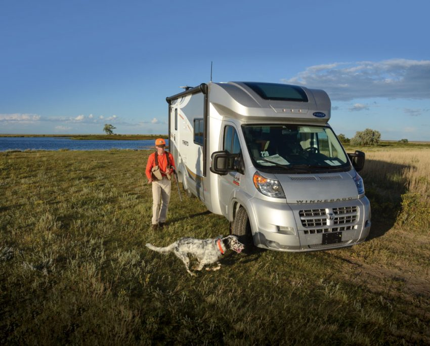How to Prepare for Hunting with Your RV?
